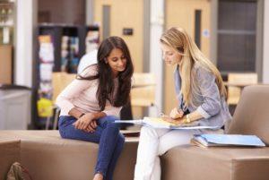 Mentors Help Career Choice