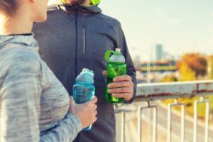 Physical Activity running