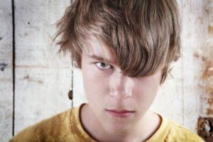 Troubled teen or normal teen behavior?