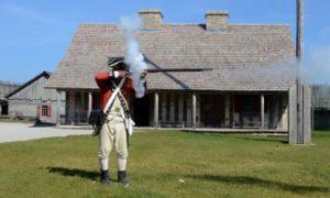 History of Fort Mackinac