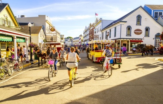 Take A Trip Back In Time This Summer At Mackinac Island