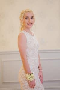 Mikayla Azbell Graduation Photo
